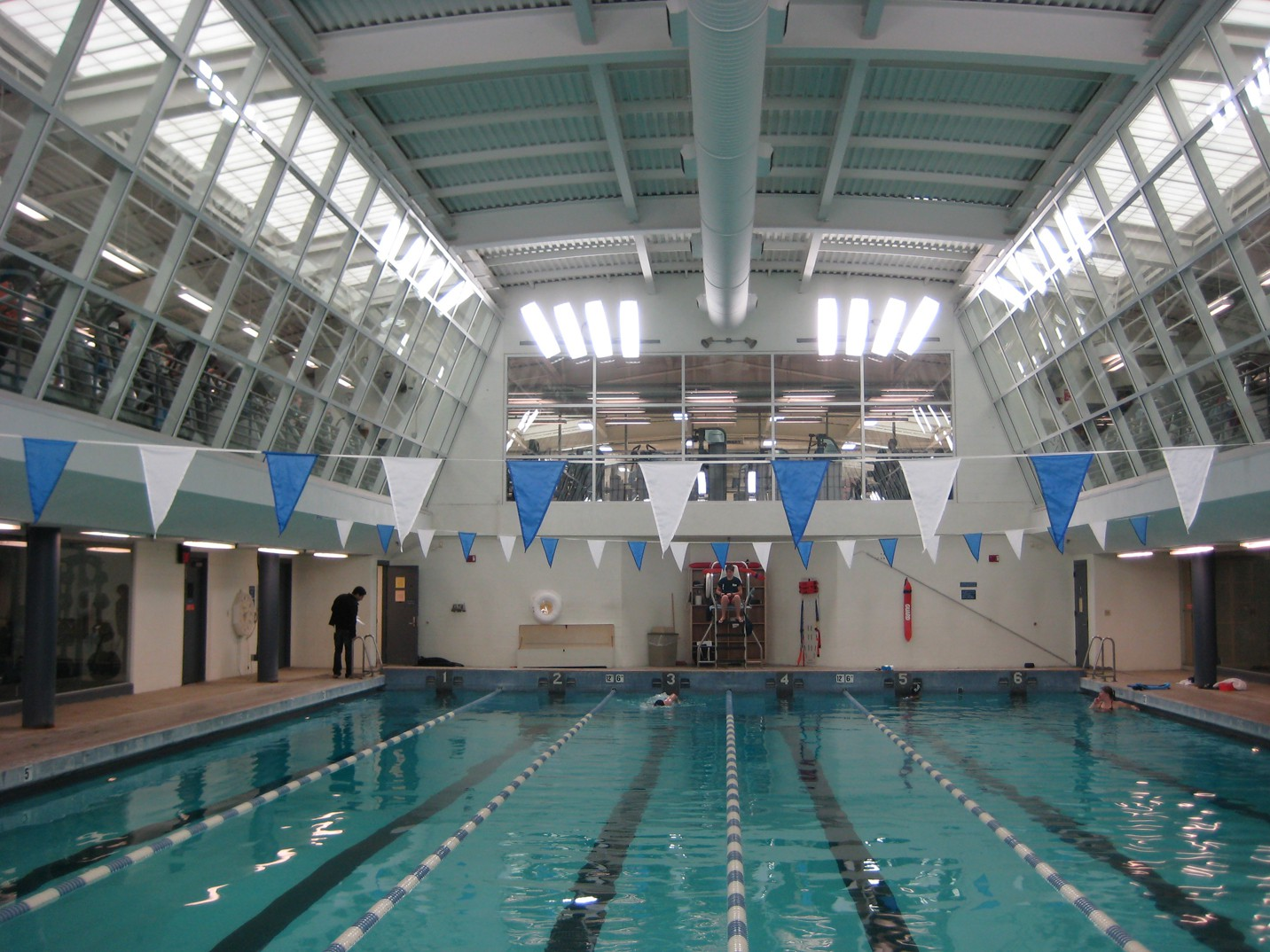 university of connecticut pools tlb architecture
